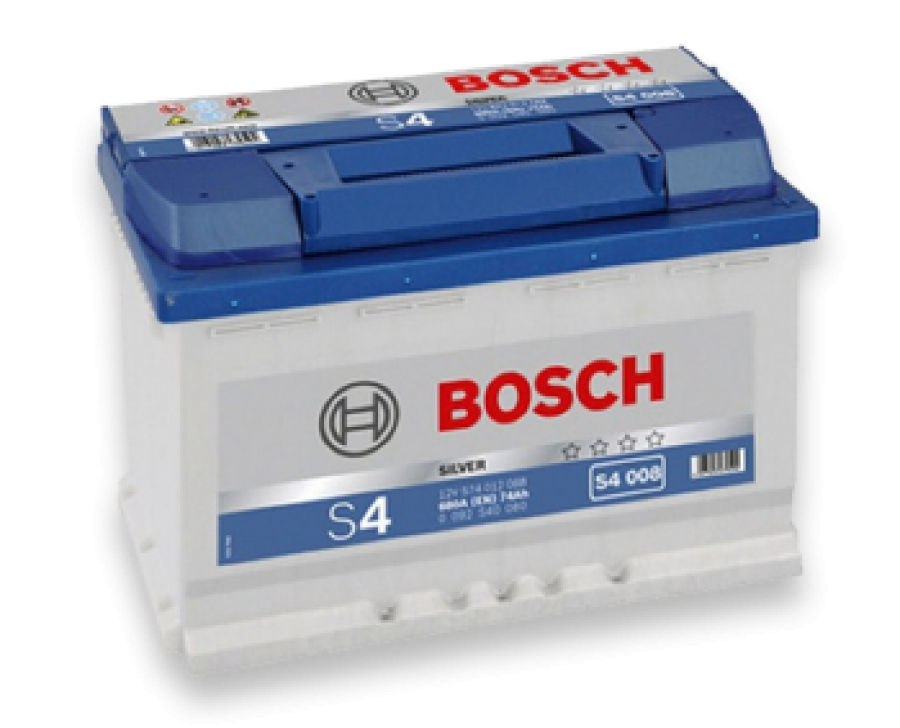 Инструкция bosch s4 silver