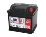 Аккумулятор MONBAT 6CT 50Ah 420А R+ MF