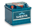 Аккумулятор WESTA 6CT 50Ah 490A R+