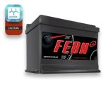 Аккумулятор FEON 6CT 50Ah 420А L+