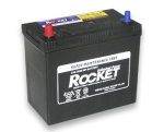 Аккумулятор Rocket 6CT 40Ah 300А JR+ Asia SMF NS40ZL