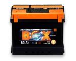 Аккумулятор Energy Box 6CT 60Ah 510А L+