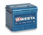 Аккумулятор WESTA 6CT 55Ah 550A R+