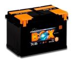 Аккумулятор Energy Box 6CT 74Ah 720А L+