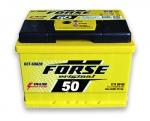 Аккумулятор FORSE 6CT 50Ah 490A L+
