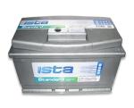 Аккумулятор ИСТА Standart 6CT 90Ah 760A L+