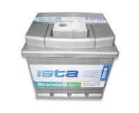 Аккумулятор ИСТА Standart 6CT 50Ah 420A L+